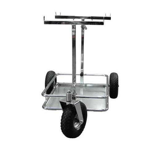 chariot porte kart roue directionnelle pivotante action karting paddock. Black Bedroom Furniture Sets. Home Design Ideas
