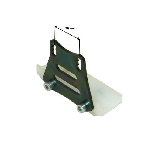 Patin protection disque frein IPKarting - R1/R2