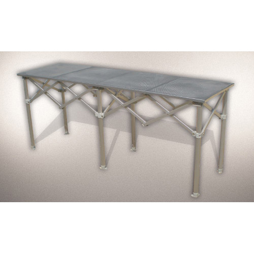 Table pliante aluminium 2m lp tent action karting paddock - Table pliante aluminium ...