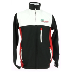 Veste ACTION Softshell zippée