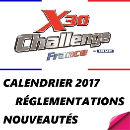 Informations Challenge X30 France