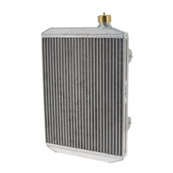 Radiateur AF GOLD Large + support alu
