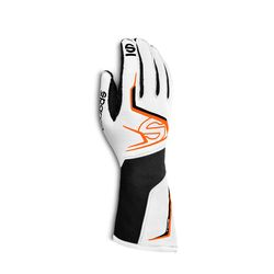 Gants Sparco TIDE blanc/noir/orange