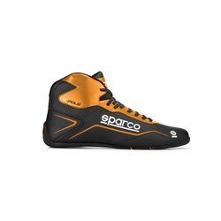 Bottines Sparco K-POLE noir/orange
