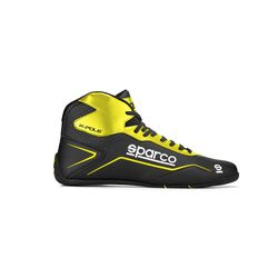 Bottines Sparco K-POLE noir/jaune