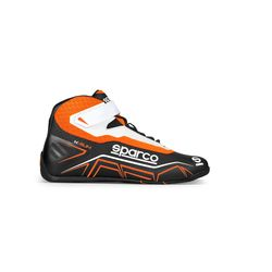 Bottines Sparco K-RUN noir/orange