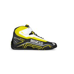 Bottines Sparco K-RUN noir/jaune