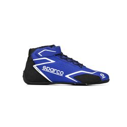 Bottines Sparco K-SKID bleu