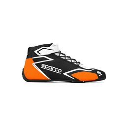 Bottines Sparco K-SKID noir/orange