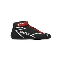 Bottines Sparco K-SKID rouge/noir