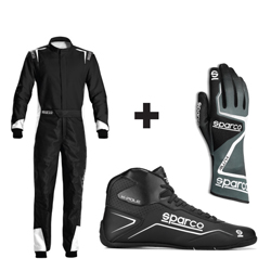 Kit pilote X-LIGHT noir - ENFANT
